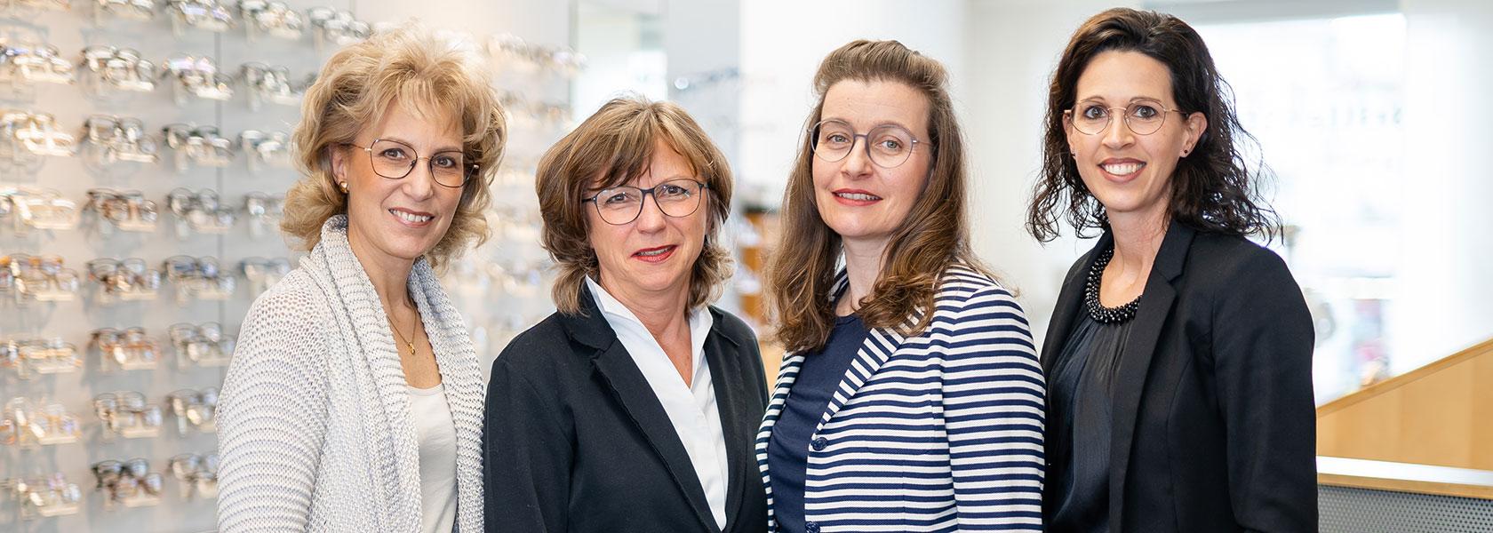 Brillenstudio Stadtplatz Wernau Team