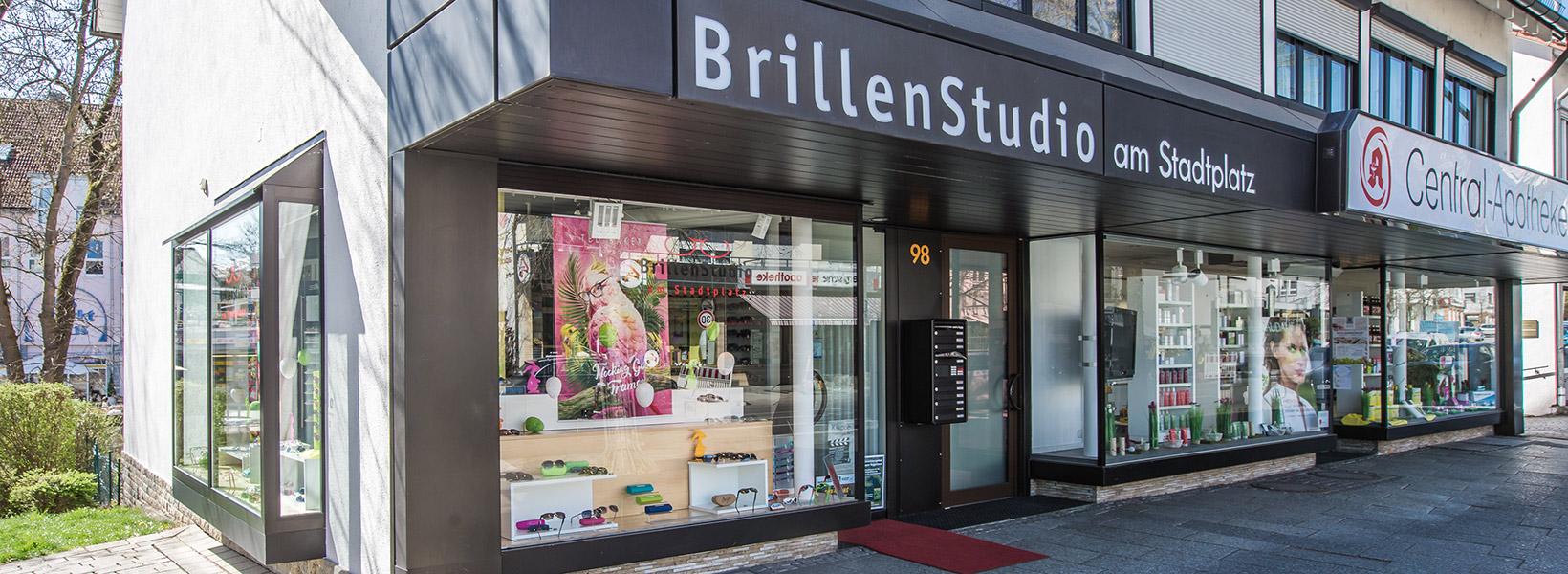 Brillenstudio am Stadtplatz Wernau