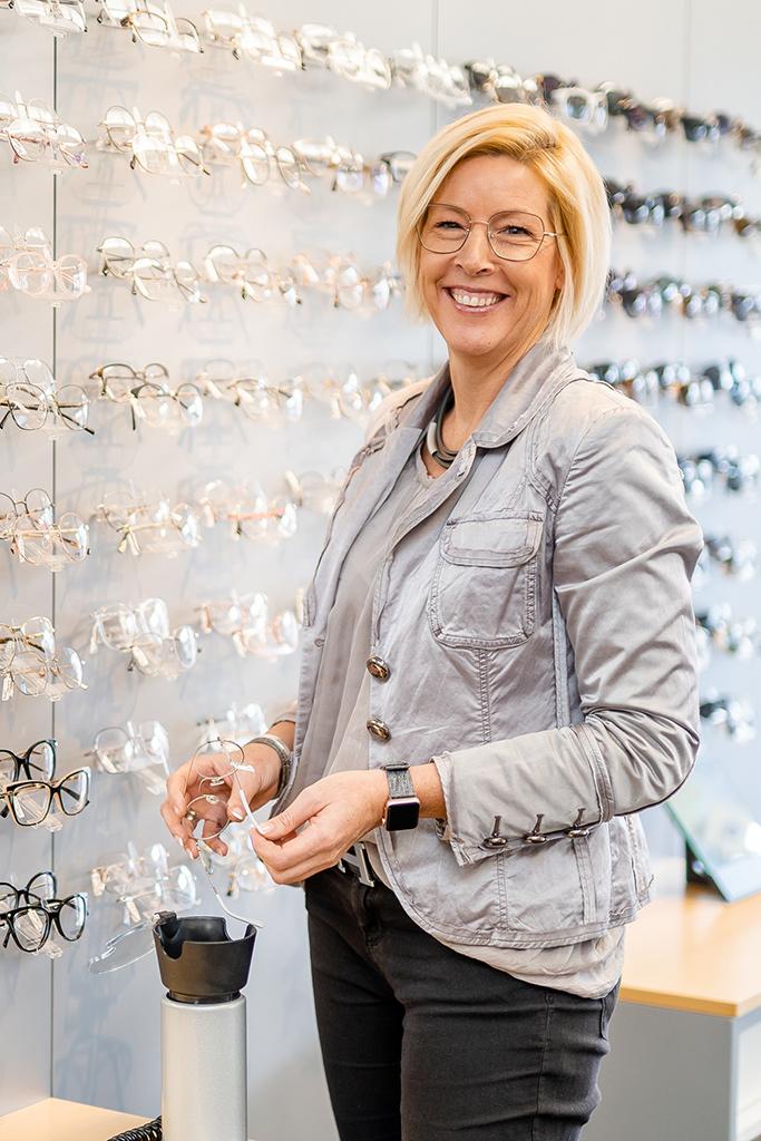 Dagmar Schmädeke - Augenoptikerin