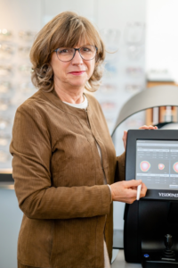 Gabi Frobenius - Augenoptikermeisterin