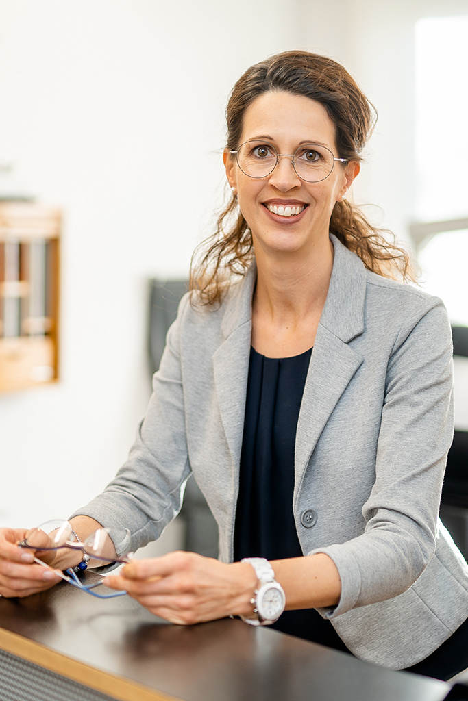 Kathrin Schwarz - Augenoptikerin